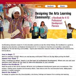 DESIGNING AN ARTS LEARNING COMMUNITY
